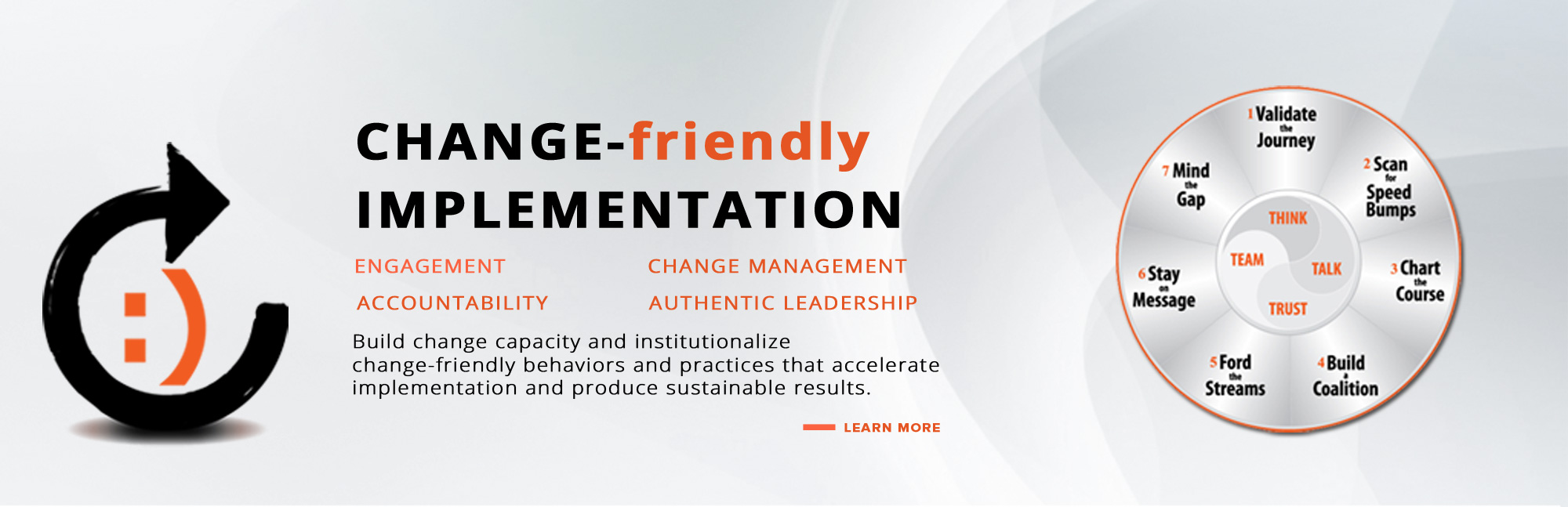 Change Friendly Impementation