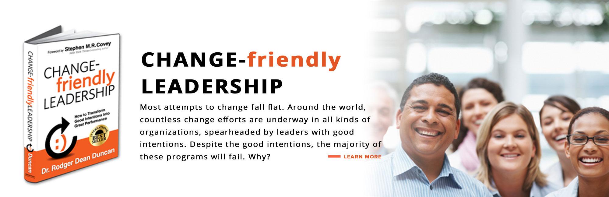 Change Friendly Leadership